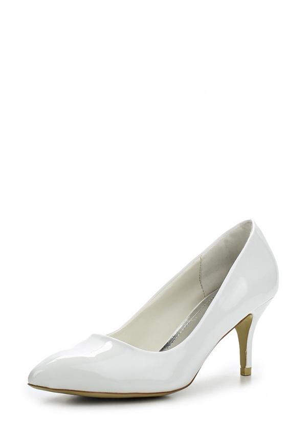 Туфли Stephan P-561 белые
