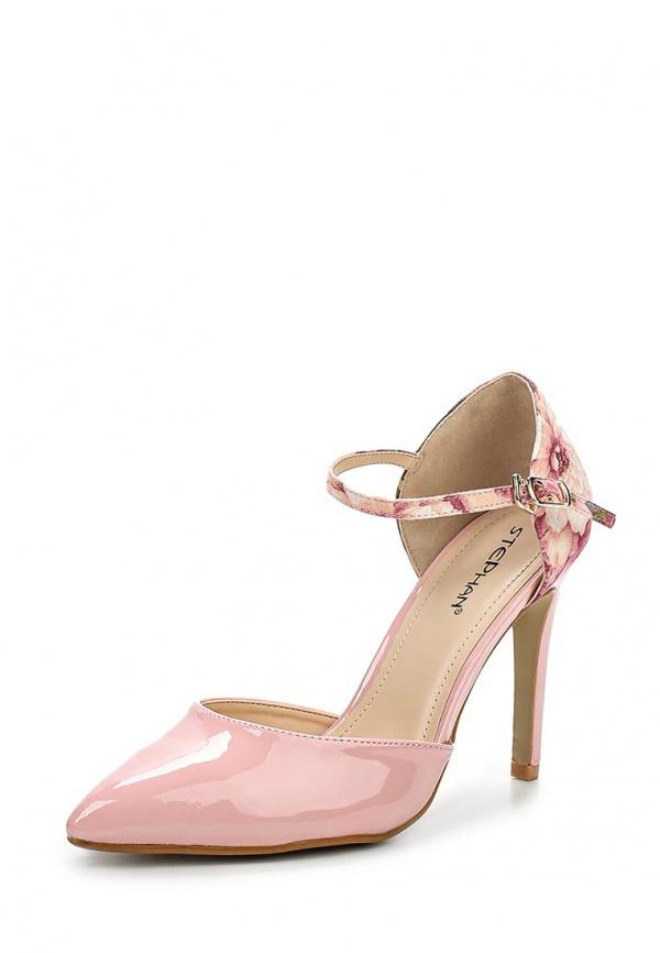 Туфли Stephan AB-66 розовые