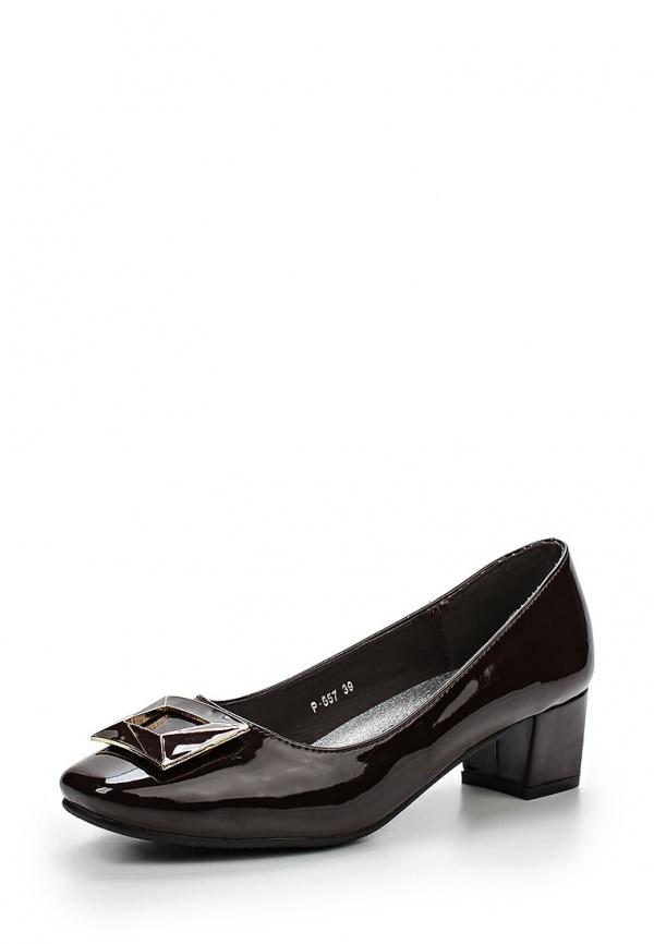 Туфли Stephan P-557 чёрные