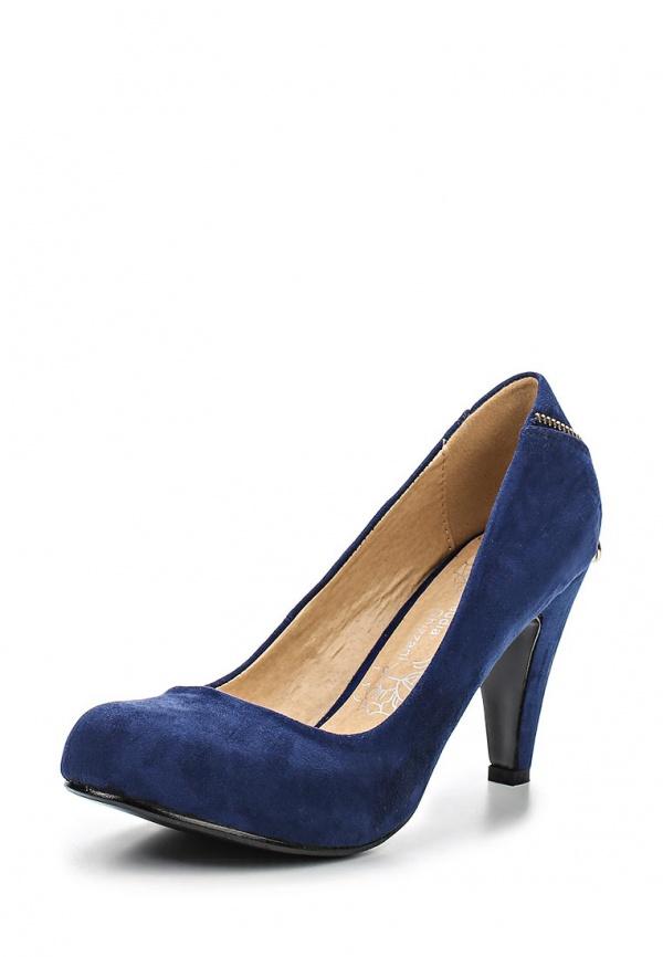 Туфли CLAUDIA GHIZZANI 2.630102BS синие