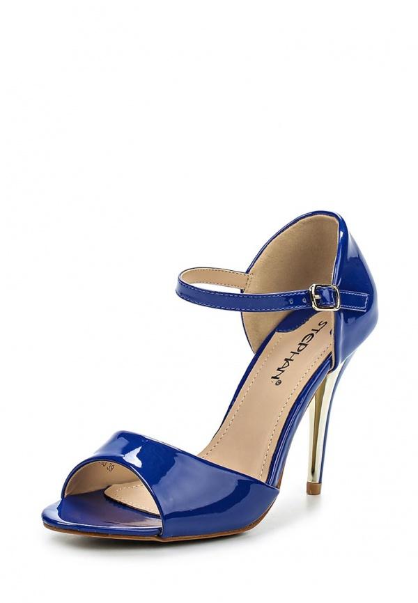 Босоножки Stephan WL-63 синие