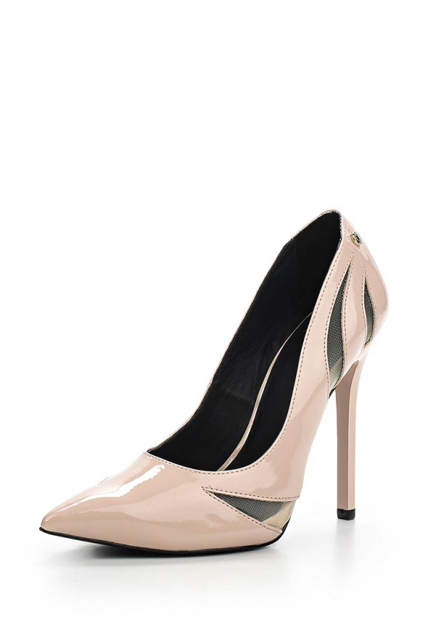 Туфли Versace Jeans E0VLBS71 розовые