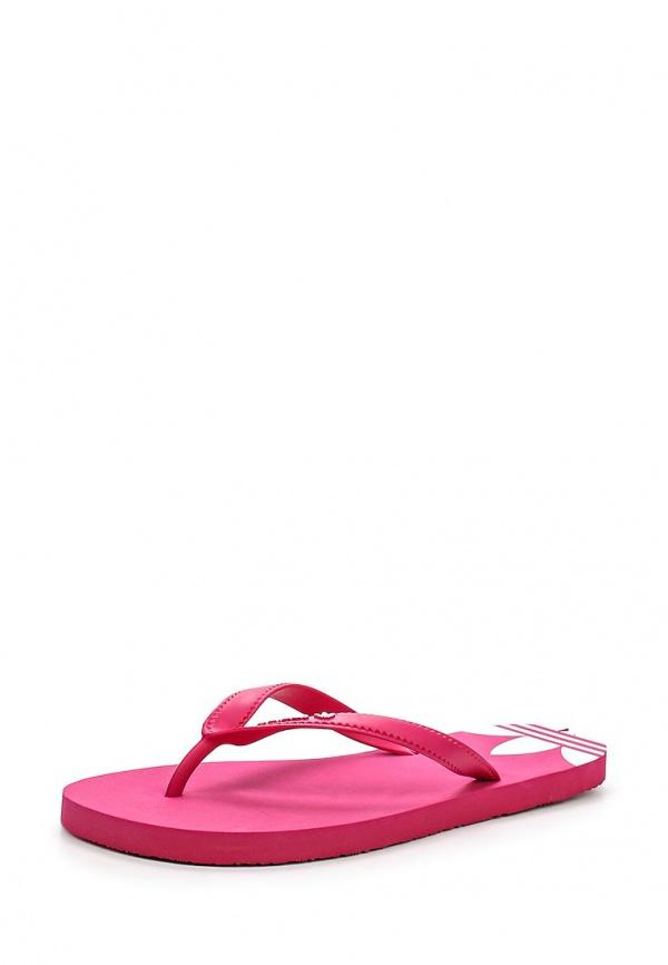 Сланцы adidas Originals M19434 розовые