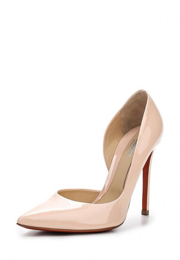 Туфли Baldinini 550003P01AANDY7825 розовые