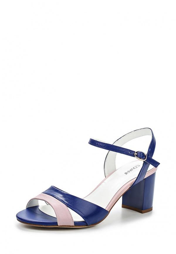 Босоножки Covani 100-626-3 синие