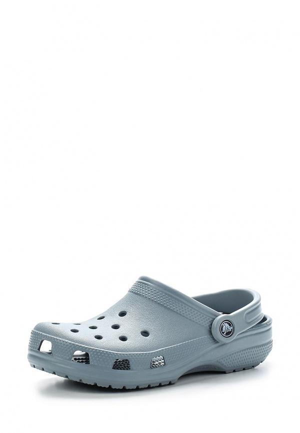 Сабо Crocs 10001-0Z3 серые