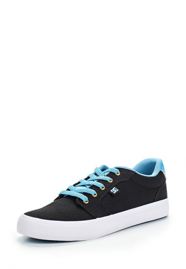 Кеды DC Shoes ADJS300049 чёрные