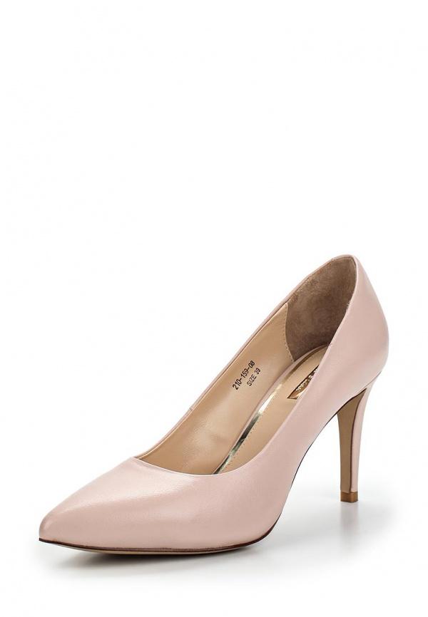 Туфли Dino Ricci 210-159-08 розовые