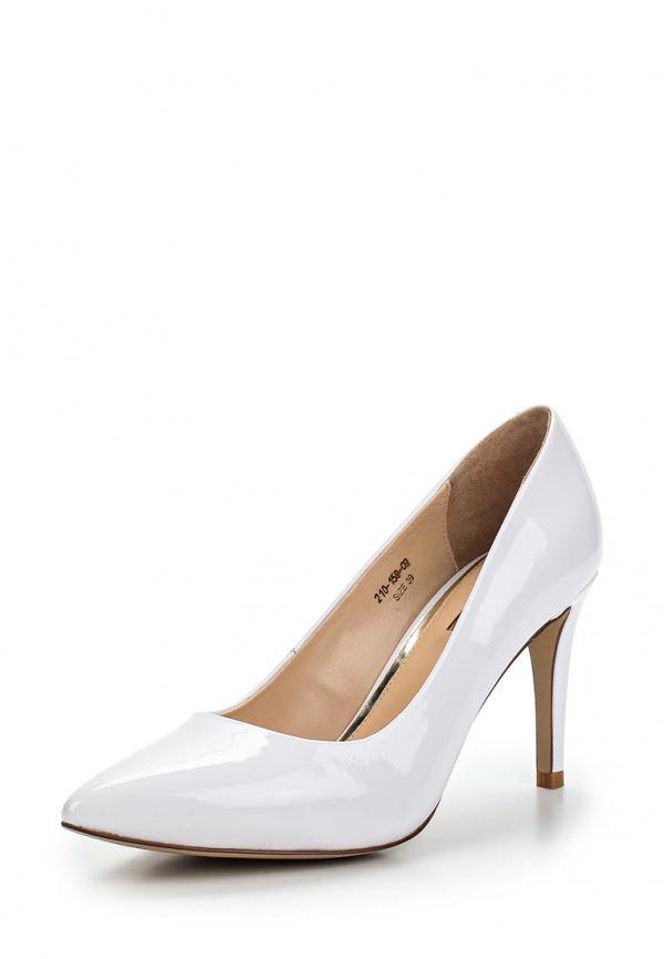 Туфли Dino Ricci 210-159-09 белые