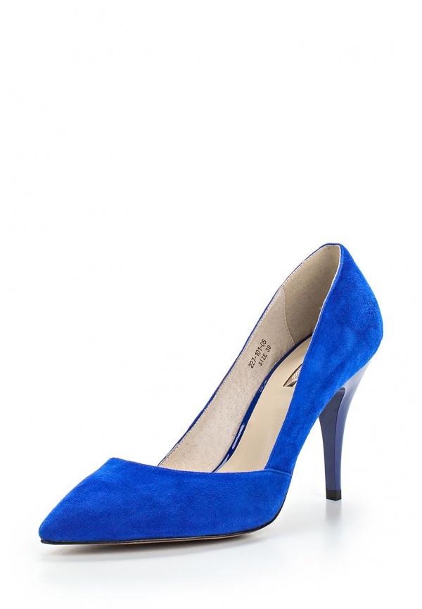Туфли Dino Ricci 227-101-05 синие