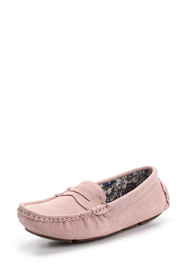 Мокасины Dino Ricci Trend 256-03-17 розовые