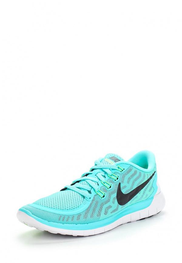 Кроссовки Nike 724383-400 зеленые