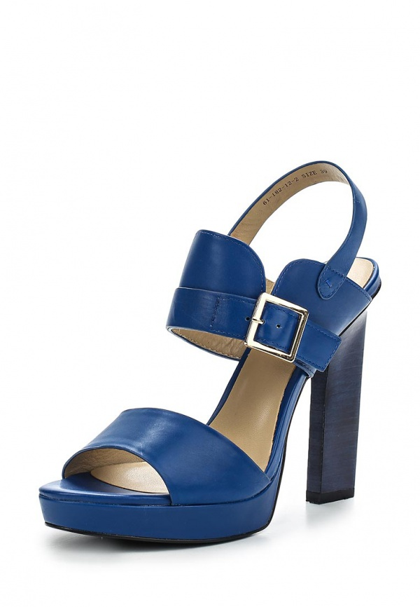 Босоножки Paolo Conte 61-182-12-2 синие