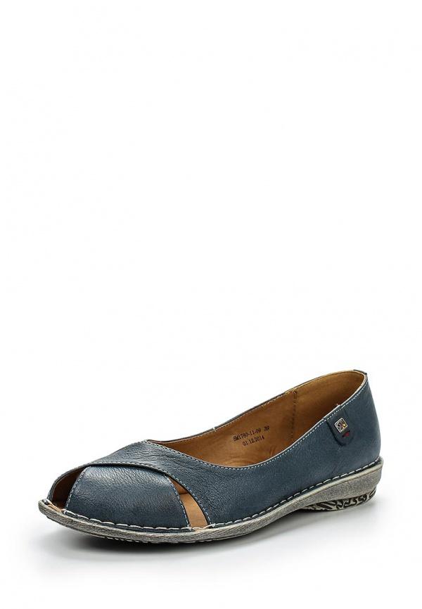 Туфли Spur SM1780_11_09_BLUE синие
