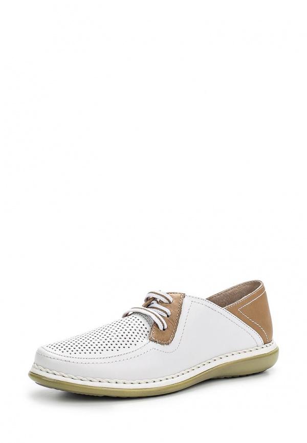 Ботинки Spur SM3027_01_24_WHITE бежевые, белые