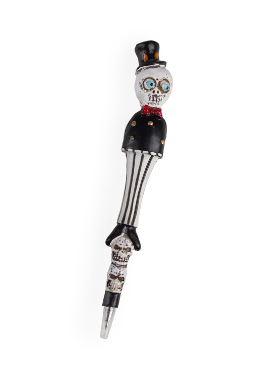 """Ручки и карандаши Красный куб Ручка шариковая """"Скелет"""""""