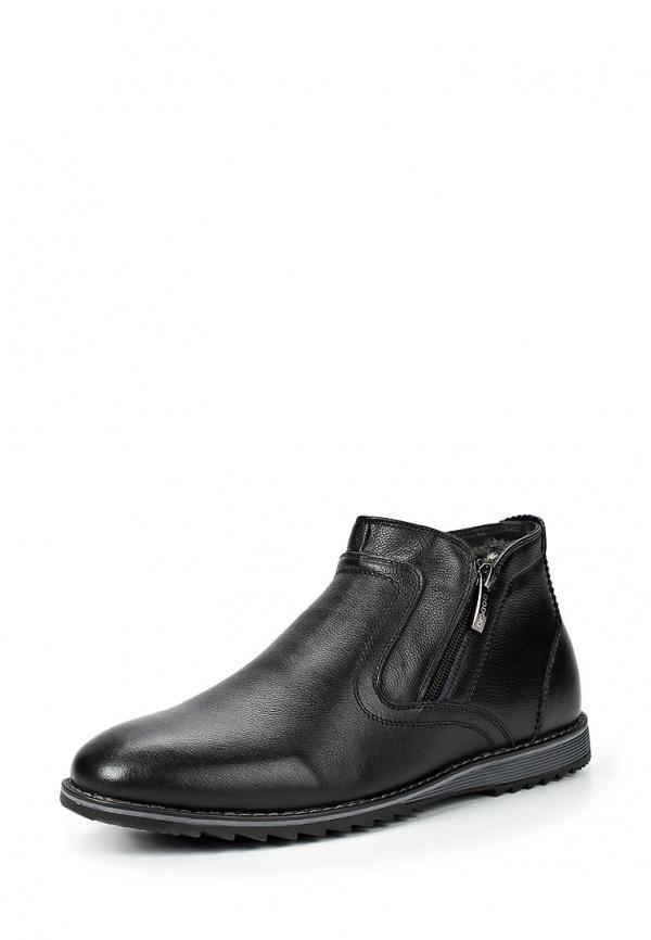 Ботинки Dodgio 604-00BZA-3C чёрные