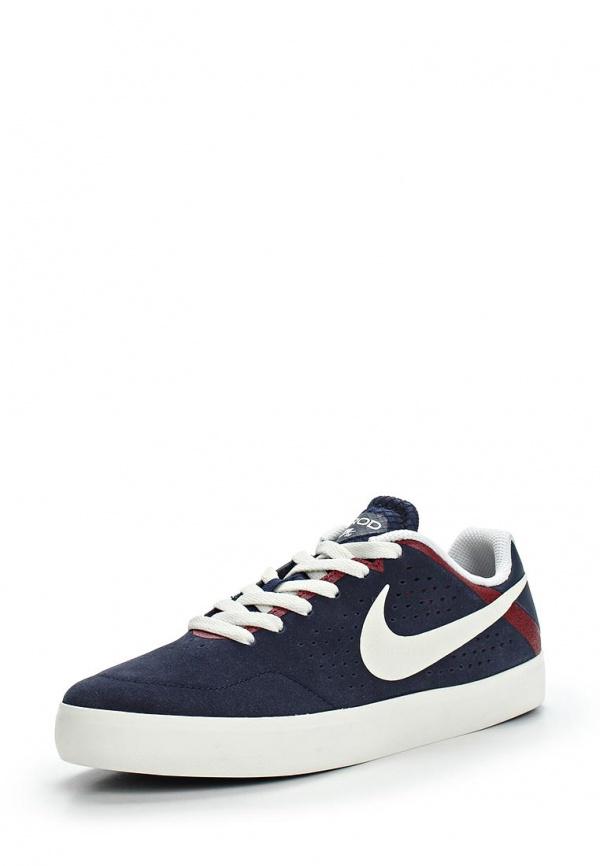 Кеды Nike 677245-416 синие