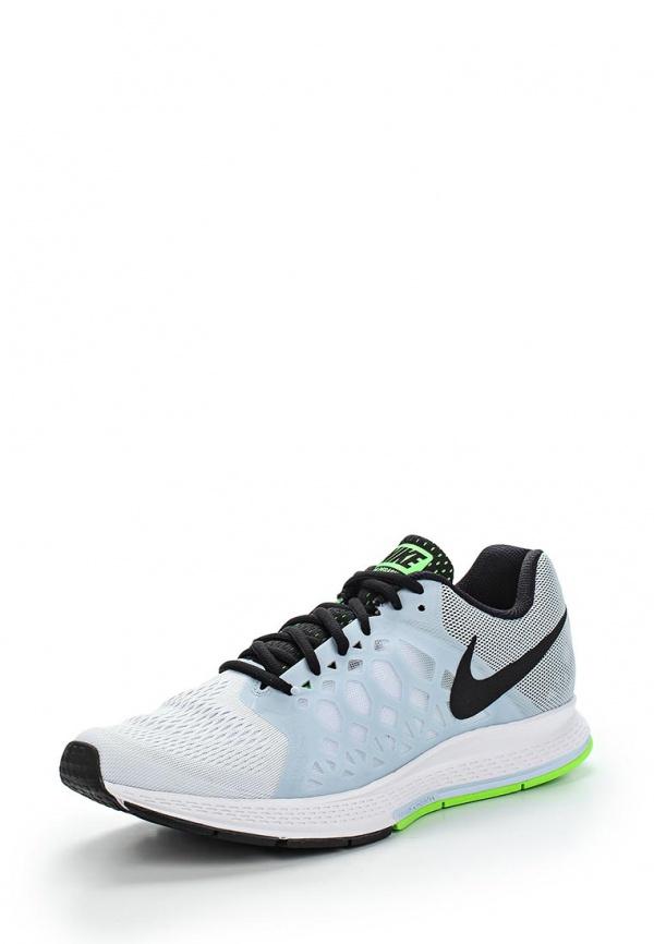 Кроссовки Nike 652925-013 зеленые, серые