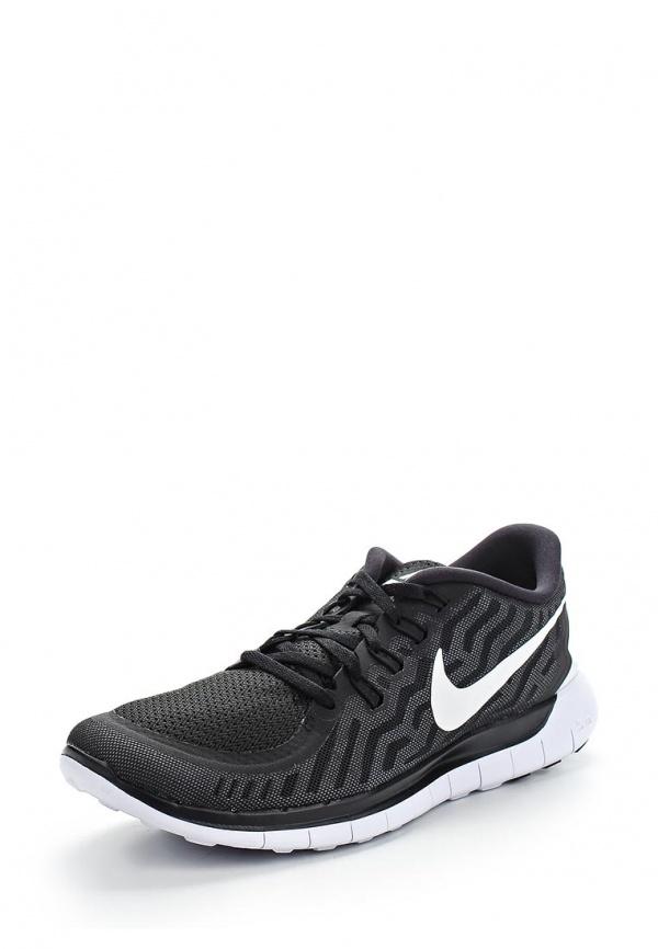 Кроссовки Nike 724382-002 чёрные