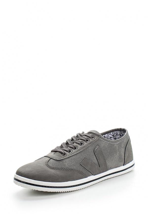 Кеды WS Shoes V-3 серые