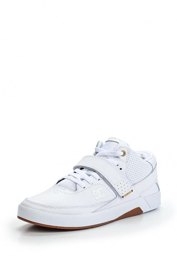 Кроссовки DC Shoes ADYS100176 бежевые