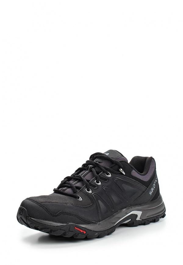 Кроссовки Salomon L37330200 чёрные
