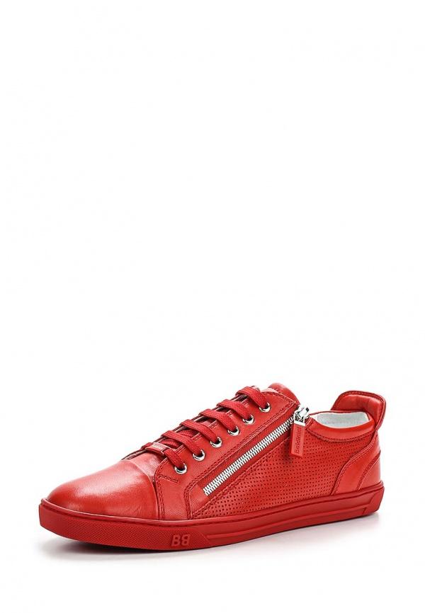 Кроссовки Baldinini 596910NAPP70KR красные