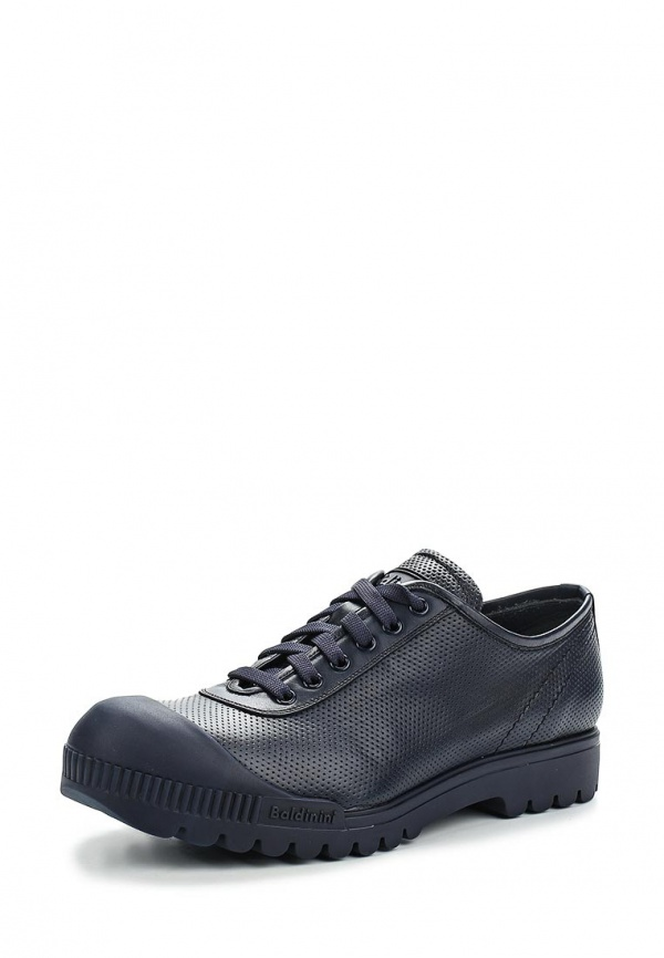 Ботинки Baldinini 597431TSELL10 синие