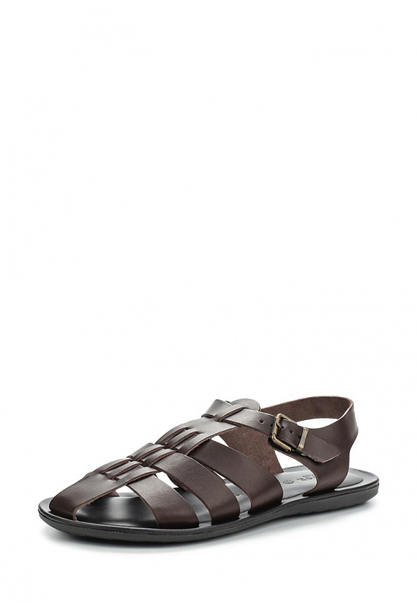 Сандалии Brador 23-220 коричневые