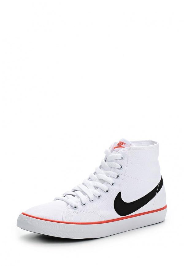 Кеды Nike 629573-106 белые