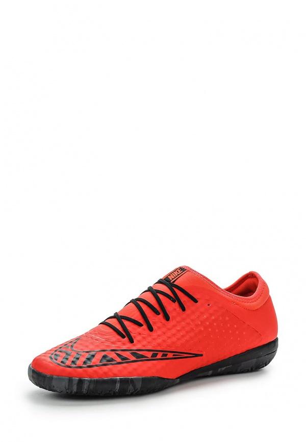 Бутсы зальные Nike 725242-608 красные