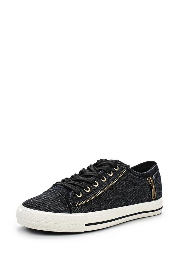 Кеды T.P.T. Shoes XJY-31 чёрные