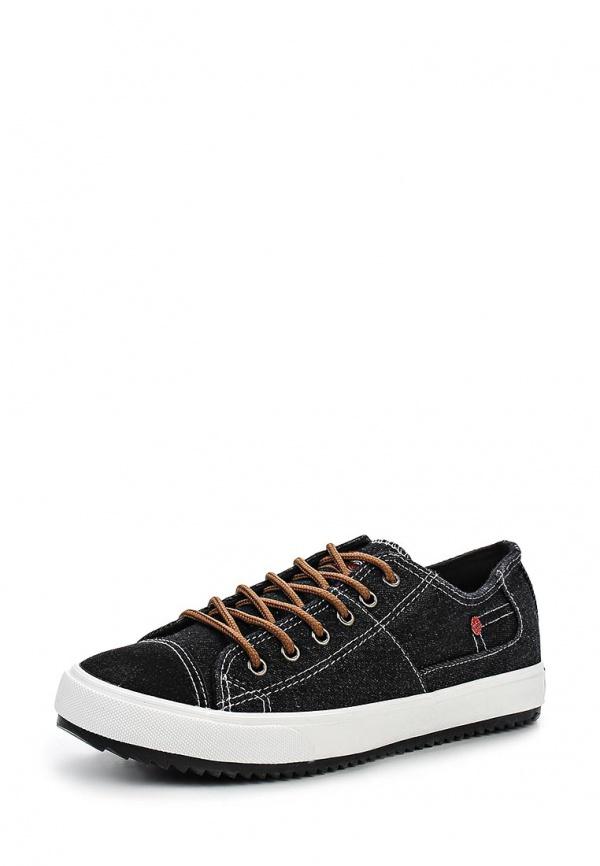 Кеды T.P.T. Shoes 298 чёрные