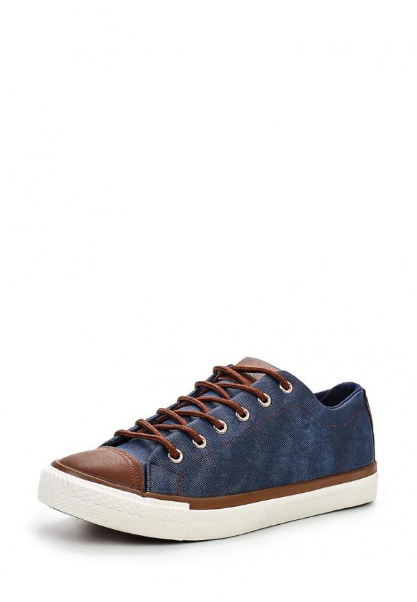 Кеды T.P.T. Shoes XJY-C118 синие