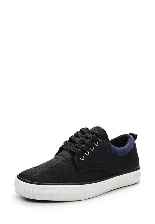 Кеды T.P.T. Shoes 609 чёрные