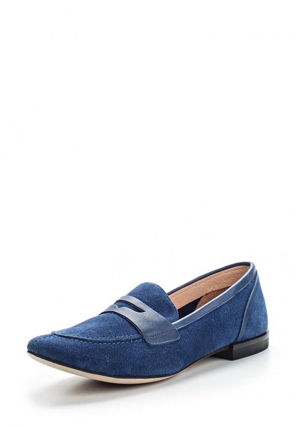 Лоферы Dino Ricci 235-27-09 синие