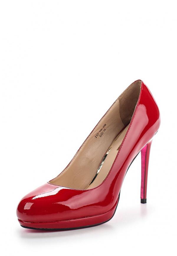 Туфли Dino Ricci 210-126-208 красные