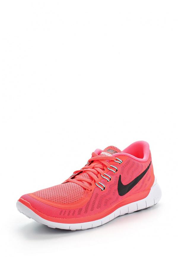 Кроссовки Nike 724383-800 оранжевые
