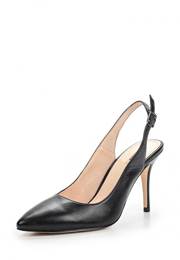 Туфли Mascotte 11-510701-0502 чёрные