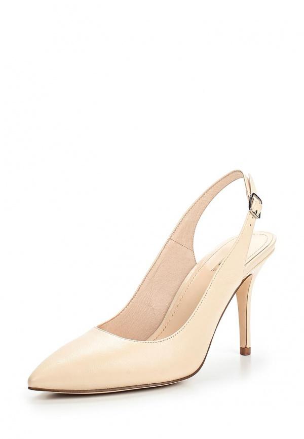 Туфли Mascotte 11-510701-0508 бежевые