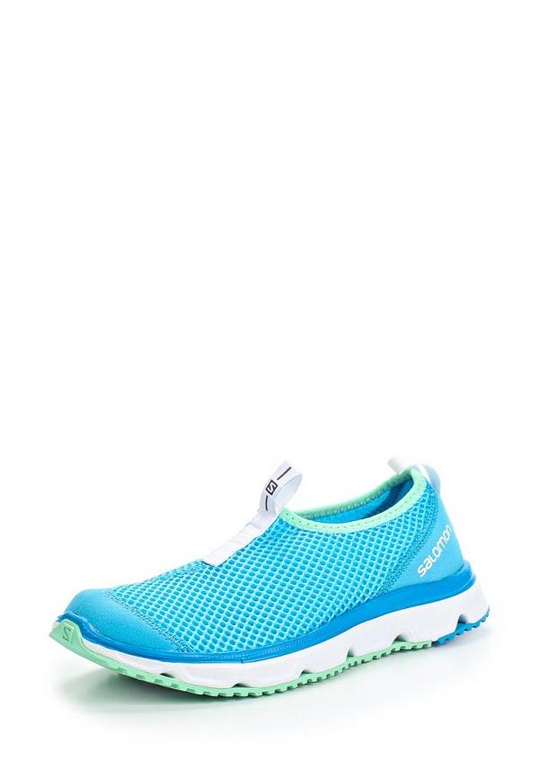 Кроссовки Salomon L37073800 голубые