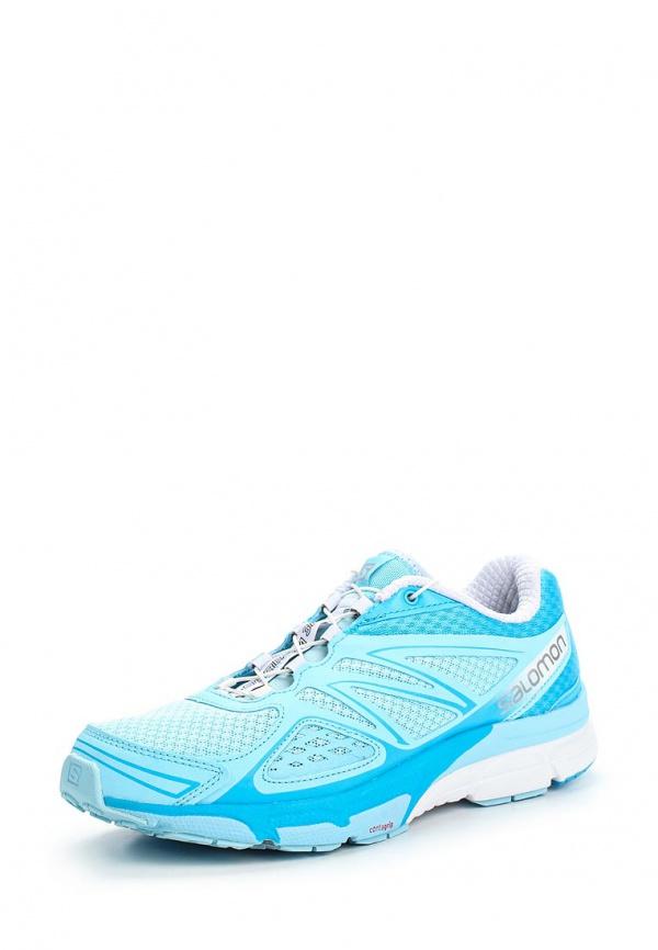 Кроссовки Salomon L37129000 голубые