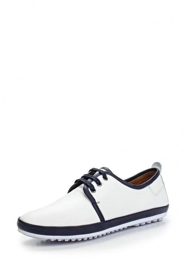 Ботинки VELVET 2285S-TTG-06-KK белые