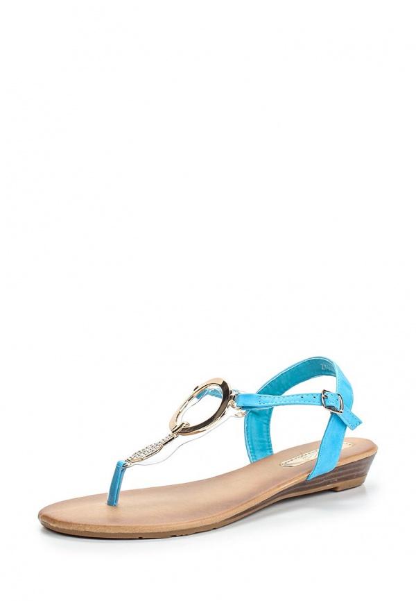 Сандалии WS Shoes ZY-2 голубые