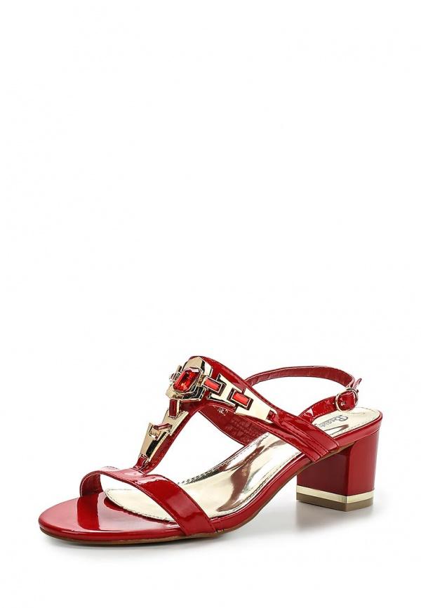 Босоножки Beauty Girls S32 красные