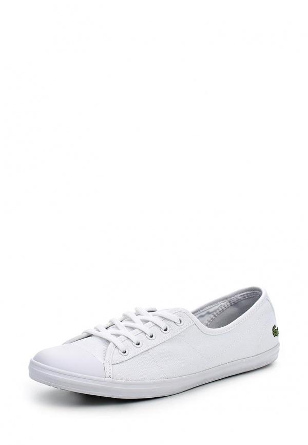 Кеды Lacoste SPW015021G белые