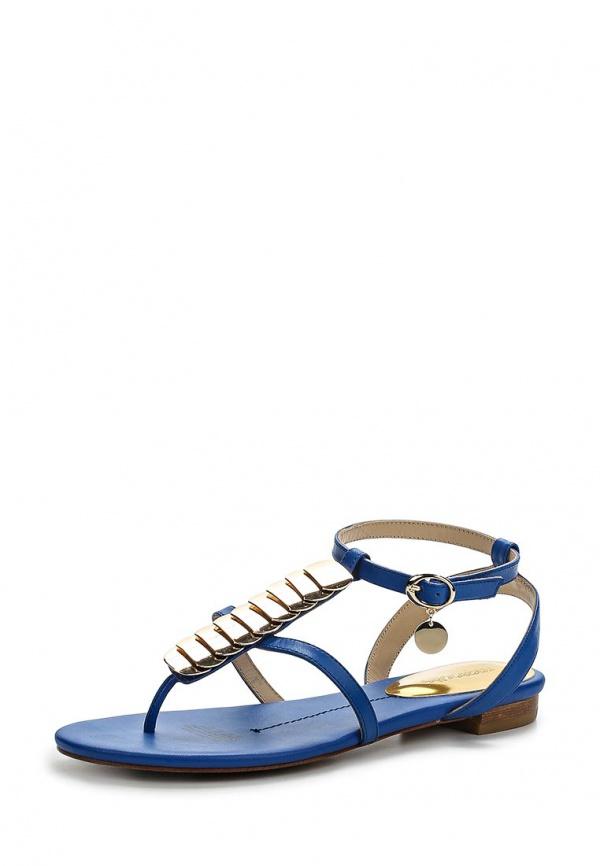 Сандалии Mascotte 04-510101-0503 синие