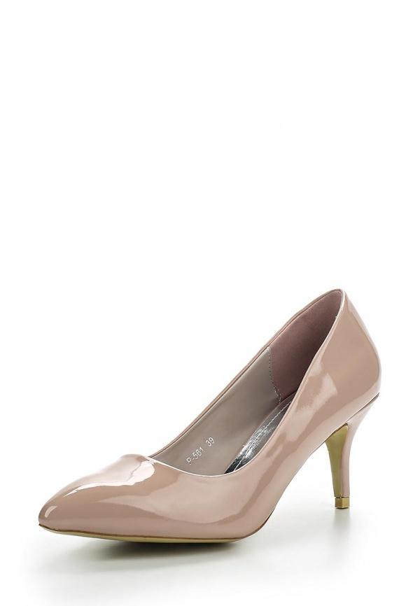 Туфли Stephan P-561 розовые