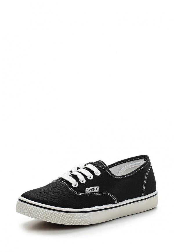 Кеды WS Shoes 153 чёрные